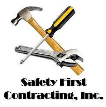 Safety First Contracting, Inc. Logo